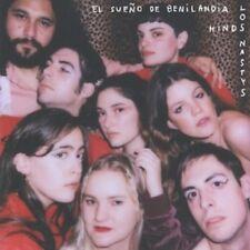 """Hinds/Los Nastys Holograma/Castigadas En El Granero New Vinyl 7"""" Single"""