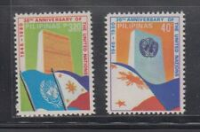 Philippine Stamps 1980 United Nations 35th Ann. Complete set MNH