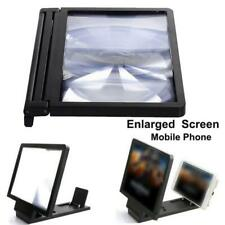 Holder Mobile Phone 3D Enlarged Screen Amplifier Magnifier Bracket U1R8 E7G J4E2