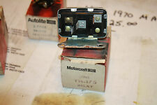 One Ford Product 4 Terminal A/C Relay Motorcraft YH-175
