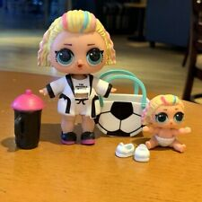 Lot 2 LOL Surprise Eye Spy 80s b.b. Big & Lil Sisters Dolls Toy Kids Gift