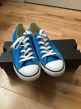 New Converse Dainty Ox, Turquoise, US Size 7