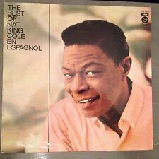 The Best Of Nat King Cole En Espagnol Capitol LP 5C 054-80413