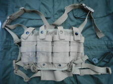 SPEC OPS BRAND texas usa MOLLE LOW PROFILE mount MINI CHEST RIG HARNESS WEBBING