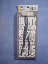 Dkny Style 658 Microfiber All Sheer Pantyhose Size Medium in Palomino