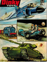 1972 Dinky Toys Catalogue - No. 8 -  Belgium Edition - 27 Pages.
