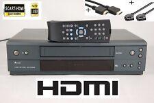 Videorecorder VHS HDMI Videorekorder mit original Fernbedienung HDMI Konverter