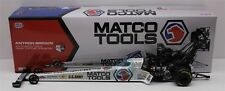 ANTRON BROWN 2017 MATCO TOOLS NHRA DRAGSTER 1/24 SCALE IN STOCK FREE SHIPPING