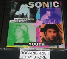 SONIC YOUTH - EXPERIMENTAL JET SET, TRASH AND NO STAR -14 TRACK CD- (GED 24632)