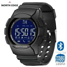 NORTH EDGE AK Men's LED Digital Watch Sport Waterproof Wrist Smart Watches