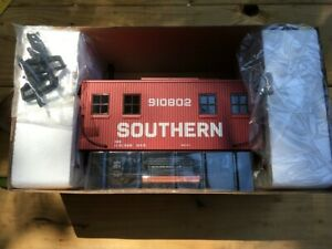 """Aristocraft G scale Track Cleaning Car ART-46955 """"Southern"""" road name NEW"""