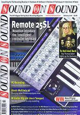 DARKNESS / REMOTE 25SL / ALESIS MULTIMIXSound on SoundFeb2006