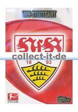 Topps Bundesliga Chrome 14/15 231 - VfB Stuttgart