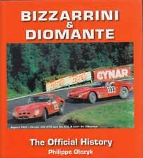 Bizzarrini & Diomante - The Official History