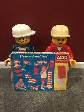 Lego Samsonite Pre-School Beginners Set - 041 - Vintage Complete