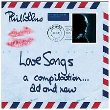 Phil Collins - Love Songs (A Compilation Old and New) [CD]
