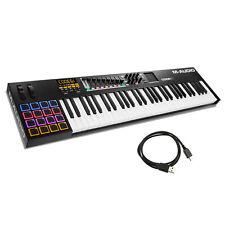 M-Audio Code 61 Black USB MIDI Keyboard Controller 61-Key XY Touch Pad +Software