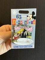 Disneyland 65th Anniversary 65 Years of Magic 2020 Snow White Adventures LE Pin