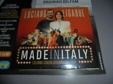 CD LUCIANO LIGABUE MADE IN ITALY COLONNA SONORA ORIGINALE DEL FILM