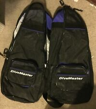 2 diving backpacks from DiveMaster