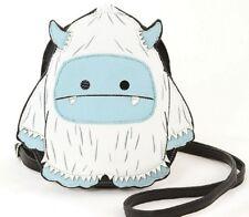 Yeti Yetti Monster Crossbody Bag Sleepyville Critters Handbag Bag Purse