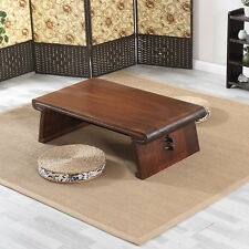 Asian Japanese/Chinese Wooden Low Table for Tea, Coffee Gongfu Drinking 120x50cm