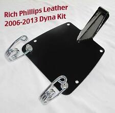 Harley Dyna Spring Seat Installation Kit Rich Phillips Leather 2006-2013