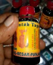 1 x @20ml Minyak Lintah Tapa Leech Oil Prevents and Treat Premature Ejaculation