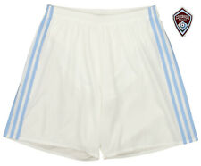 adidas MLS Men's Adizero Team Color Short, Colorado Rapids- White