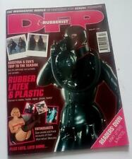 Dressing For Pleasure & Rubberist Magazine No 11 From Shiny    Rubber PVC Latex