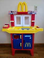 Vintage McDonald's Playset Drive Thru