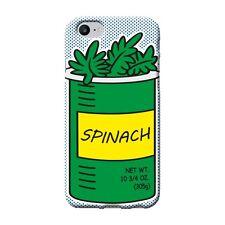 Cover morbida Benjamins con stampa spinach IPHONE 7 NUOVA