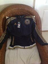 Adidas philadelphia Union  mls soccer  Track jacket NWT  size XL womens