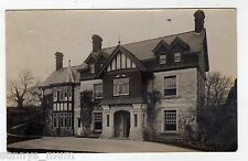 "DORSET, WINTERBOURNE ABBAS, COPYHOLD LANE, ""WHITEFRIARS"" MANOR HOUSE, 1910, RP"