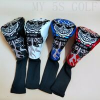Golf Driver Headcover for Callaway Titleist Taylormade Ping Pxg Driver