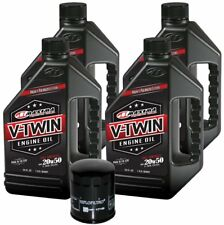 Full Synthetic Engine Oil Change Kit for Harley Davidson Twin Cam V-Twin