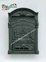 Cassetta,Postale,Buca,Lettere,Porta,Alluminio,Castello  LB-CP03