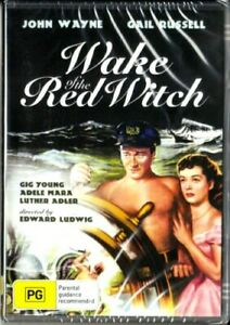 Wake of the Red Witch - John Wayne  New and Sealed Region All DVD