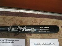 1989 Ken Griffey Jr. Game Used Baseball Bat PSA Certified Rare
