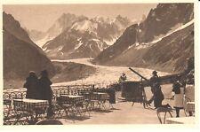 Carte Postale - (74) - Haute Savoie - CPA - Chamonix-mont Blanc -La mer de glace
