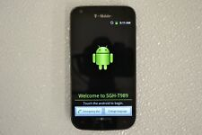 Samsung Galaxy SII (SGH-T989) 16GB - Black (T-Mobile) Works Good