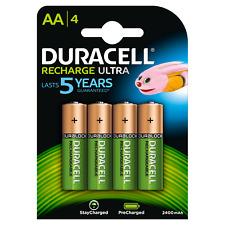 20x Duracell Recharge Ultra Akku AA LR06 MN1500 Mignon 1,5 V Stilo R6 AM3 E91