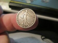 France - Silver 1916 50 Centimes