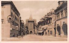 R238174 Basel. Spalenvorstadt. Guggenheim. Nr. 17675. Zurich. Fabrication suisse