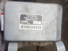 1992-1995 TOYOTA 4RUNNER Rear Antilock Brake Module Computer OEM 89540-35040