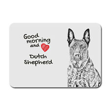 Hollandse Herdershond - Maus Pad,  DE