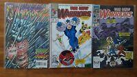 New Warriors 2 3 28 59 Marvel High Grade Comic Book RM11-140