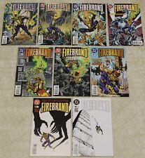 FIREBRAND (1996) Set #1-9 NM (DC Comics) !!