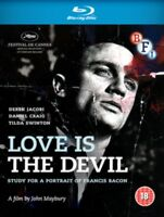 Nuevo Love Is The Diablo Blu-Ray
