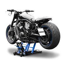 Hydraulic Motorcycle Lift  Motorbike Scissor Jack Lift Table Paddock Stand L b-b
